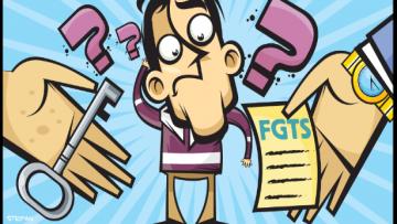 Caixa terá site só com orientações sobre saque de contas inativas do FGTS